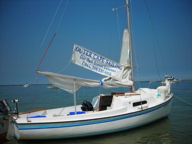 Outer Cape Sailing, Wellfleet, MA on