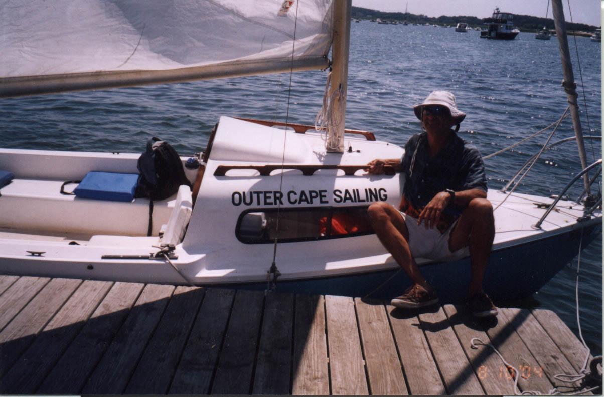 Outer Cape Sailing Wellfleet Ma